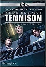 PRIME SUSPECT TENNISON cover image