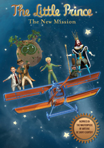 LITTLE PRINCE, THE: THE NEW MISSION cover image