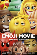 THE EMOJI MOVIE cover image