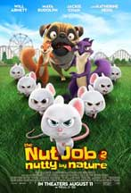 NUT JOB 2, THE: NUTTY BY NATURE cover image