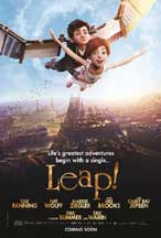 LEAP! cover image