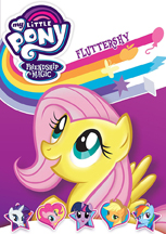MY LITTLE PONY: FRIENDSHIP IS MAGIC: FLUTTERSHY cover image