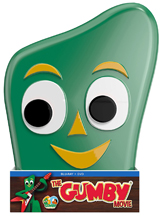 GUMBY MOVIE, THE cover image