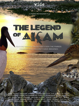 LEGEND OF AKAM, THE cover image