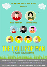 LOLLIPOP MAN, THE cover image