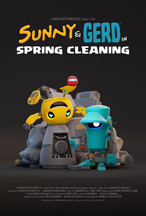 SUNNY AND GERD IN SPRING CLEANING cover image
