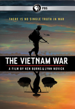 VIETNAM WAR, THE cover image