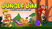 JUNGLE JIM, A MUSICAL WILDLIFE ADVENTURE cover image