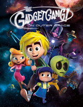 GADGETGANG IN OUTERSPACE cover image