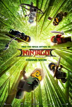 LEGO NINJAGO MOVIE, THE cover image