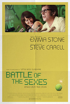 BATTLE OF THE SEXES cover image