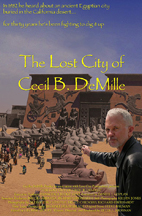 LOST CITY OF CECIL B. DEMILLE cover image