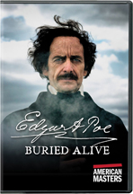 AMERICAN MASTERS: EDGAR ALLAN POE: BURIED ALIVE cover image