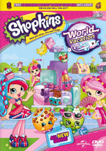 SHOPKINS: WORLD VACATION cover image