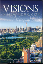 VISIONS OF NEW YORK CITY cover image
