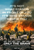 ONLY THE BRAVE cover image