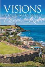 VISIONS OF PUERTO RICO cover image