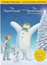 SNOWMAN, THE & THE SNOWMAN AND THE SNOWDOG (2017) cover image