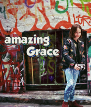AMAZING GRACE: STAGE FRIGHT cover image