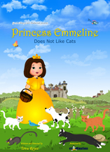 PRINCESS EMMELINE DOESN'T LIKE CATS