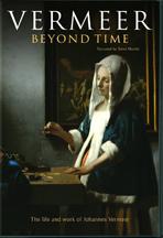 VERMEER, BEYOND TIME cover image