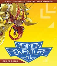 DIGIMON ADVENTURE TRI.: CONFESSION