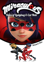 MIRACULOUS: TALES OF LADYBUG AND CAT NOIR: SEASON ONE cover image