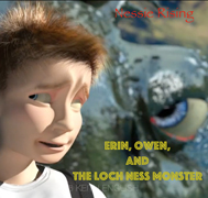 ERIN, OWEN AND THE LOCH NESS MONSTER cover image