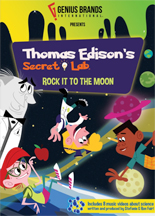 THOMAS EDISON'S SECRET LAB: ROCK IT TO THE MOON (2018)