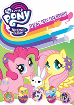 MY LITTLE PONY: FRIENDSHIP IS MAGIC: SPRING INTO FRIENDSHIP cover image