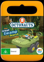 OCTONAUTS: THE GREAT SWAMP SEARCH cover image