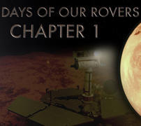 DAYS OF OUR ROVERS cover image