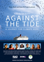 AGAINST THE TIDE: A JOURNEY FOR CLIMATE HOPE cover image