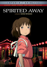 SPIRITED AWAY cover image