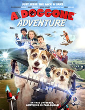 DOGGONE ADVENTURE, A cover image