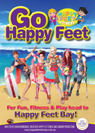 GO HAPPY FEET!
