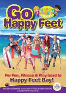 GO HAPPY FEET! cover image