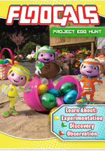 FLOOGALS: PROJECT EGG HUNT cover image