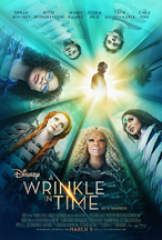 WRINKLE IN TIME (2018) cover image