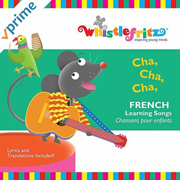 CHA CHA CHA - FRENCH LEARNING SONGS cover image