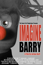 IMAGINE BARRY cover image