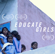 EDUCATE GIRLS cover image