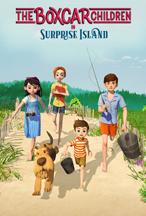 BOXCARE CHILDREN, THE: SURPRISE ISLAND cover image