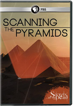 SECRETS OF THE DEAD: SCANNING THE PYRAMIDS cover image