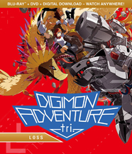 DIGIMON ADVENTURE TRI: LOSS cover image