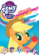 MY LITTLE PONY: FRIENDSHIP IS MAGIC: APPLEJACK cover image