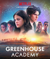GREENHOUSE ACADEMY cover image