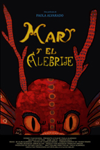 MARY AND THE ALEBRIJIE cover image