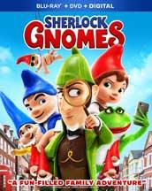 SHERLOCK GNOMES cover image