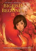 BIG FISH & BEGONIA cover image